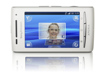 The Sony Ericsson Xperia X8 has started to receive upgrades for Android 2.1