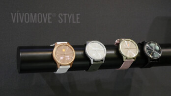 Vivomove 3 Style - Garmin Vivomove 3 series: an incredibly classy watch with a hidden smart display (hands-on)