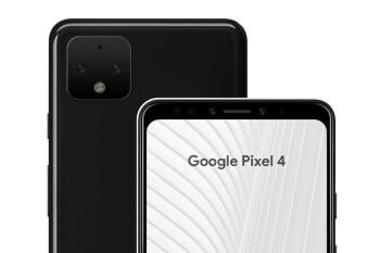 Google Pixel 4 concept render - Orange Google Pixel 4 leaks alongside black and white models