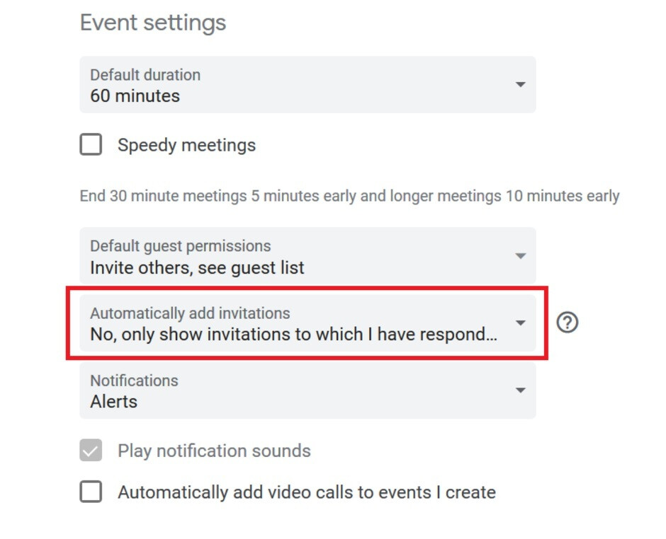 Change this setting on Google Calendar - Google investigating Gmail-Calendar scam that can steal your cash