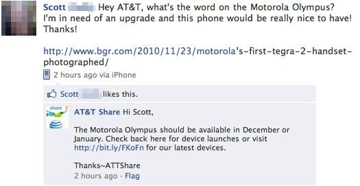 """Motorola Olympus coming in """"December or January""""?"""