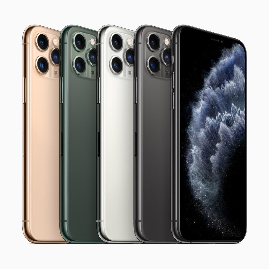 iPhone 11 Pro - Apple announces iPhone 11, iPhone 11 Pro and 11 Pro Max