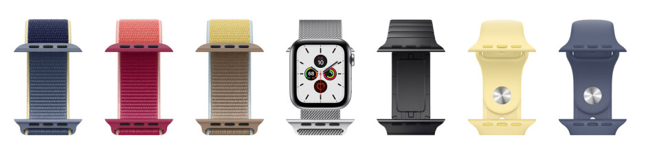 Apple Watch Series 5 is official: Always-On screen, Compass, $400 starting price