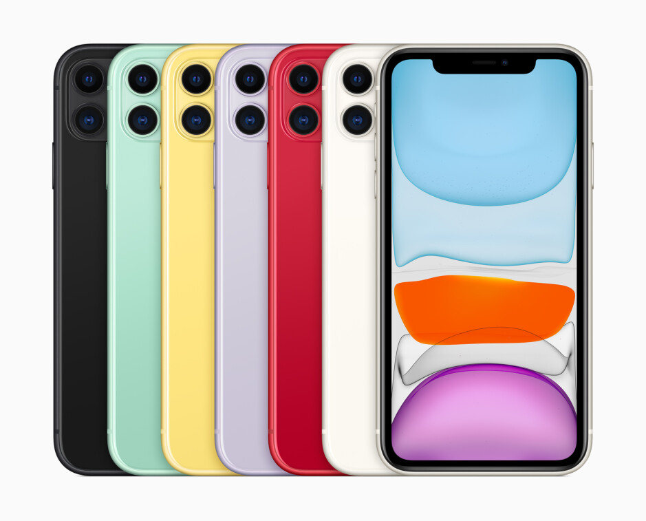 iPhone 11 - Apple announces iPhone 11, iPhone 11 Pro and 11 Pro Max