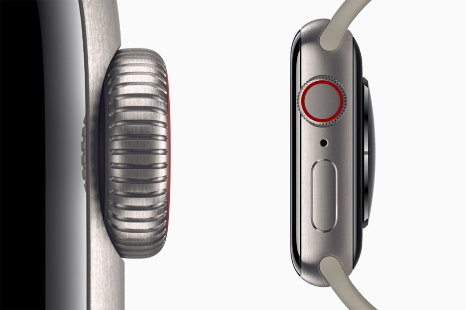 Titanium, an exceptionally strong material - Apple Watch Series 5 is official: Always-On screen, Compass, $400 starting price