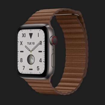 Titanium: a closer look at the new Apple Watch Series 5