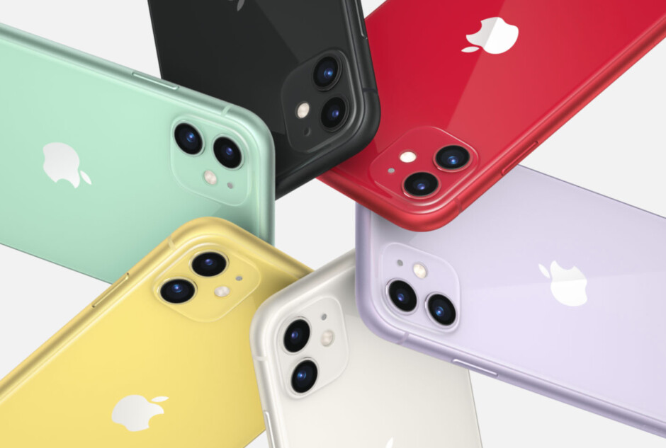 All iPhone 11 colors - Apple announces iPhone 11, iPhone 11 Pro and 11 Pro Max