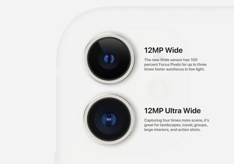 Apple announces iPhone 11, iPhone 11 Pro and 11 Pro Max