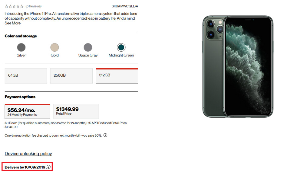 """Certain Apple iPhone models will now arrive later than September 20th - Despite """"weak"""" demand for new Apple iPhones, some models are now shipping late"""