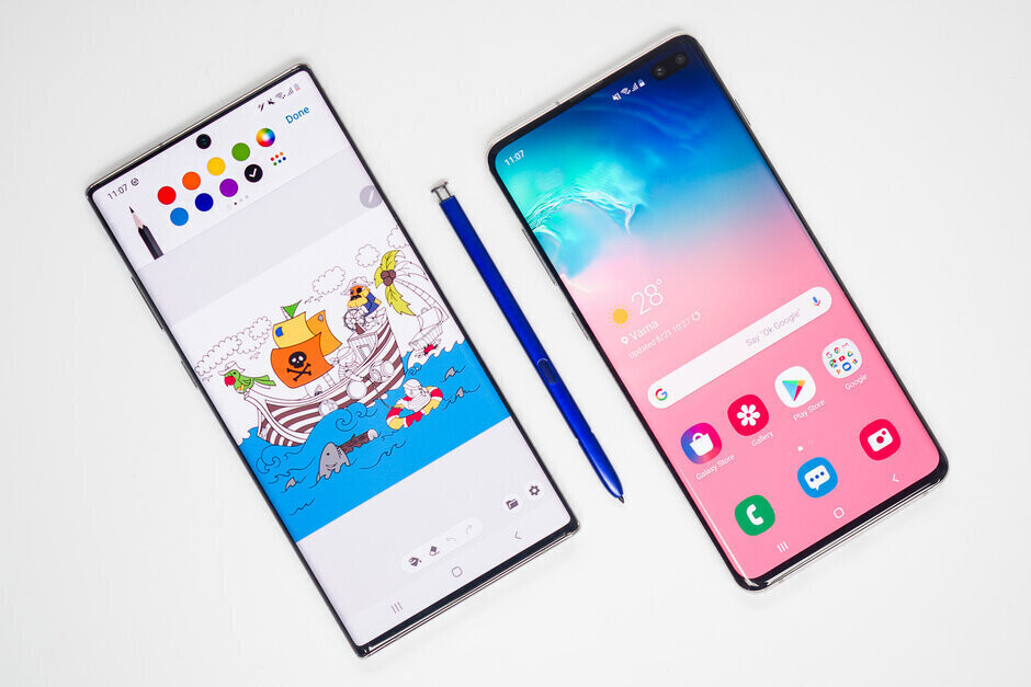 The S Pen could soon be integrated into the Galaxy S series - Samsung's Galaxy S and Galaxy Note lines could merge next year