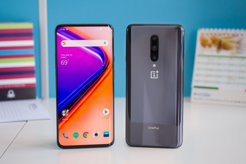The OnePlus 7 Pro - Verizon might carry the OnePlus 8 Pro next year