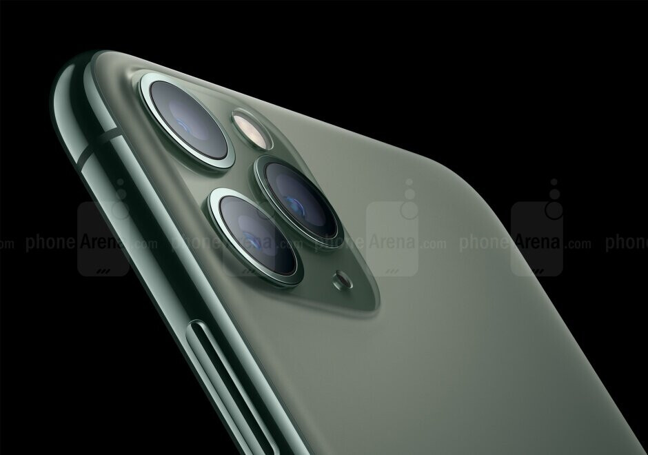 The square-shaped camera arrangement of the iPhone 11 Pro is not the same as the 2019 iPad Pro module - Leaked image adds fuel to the iPad Pro (2019) triple camera gossip fire