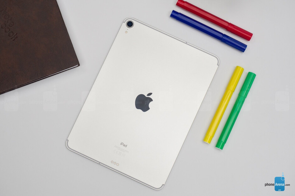 Apple's 2018 iPad Pro comes with a single rear camera - Leaked image adds fuel to the iPad Pro (2019) triple camera gossip fire