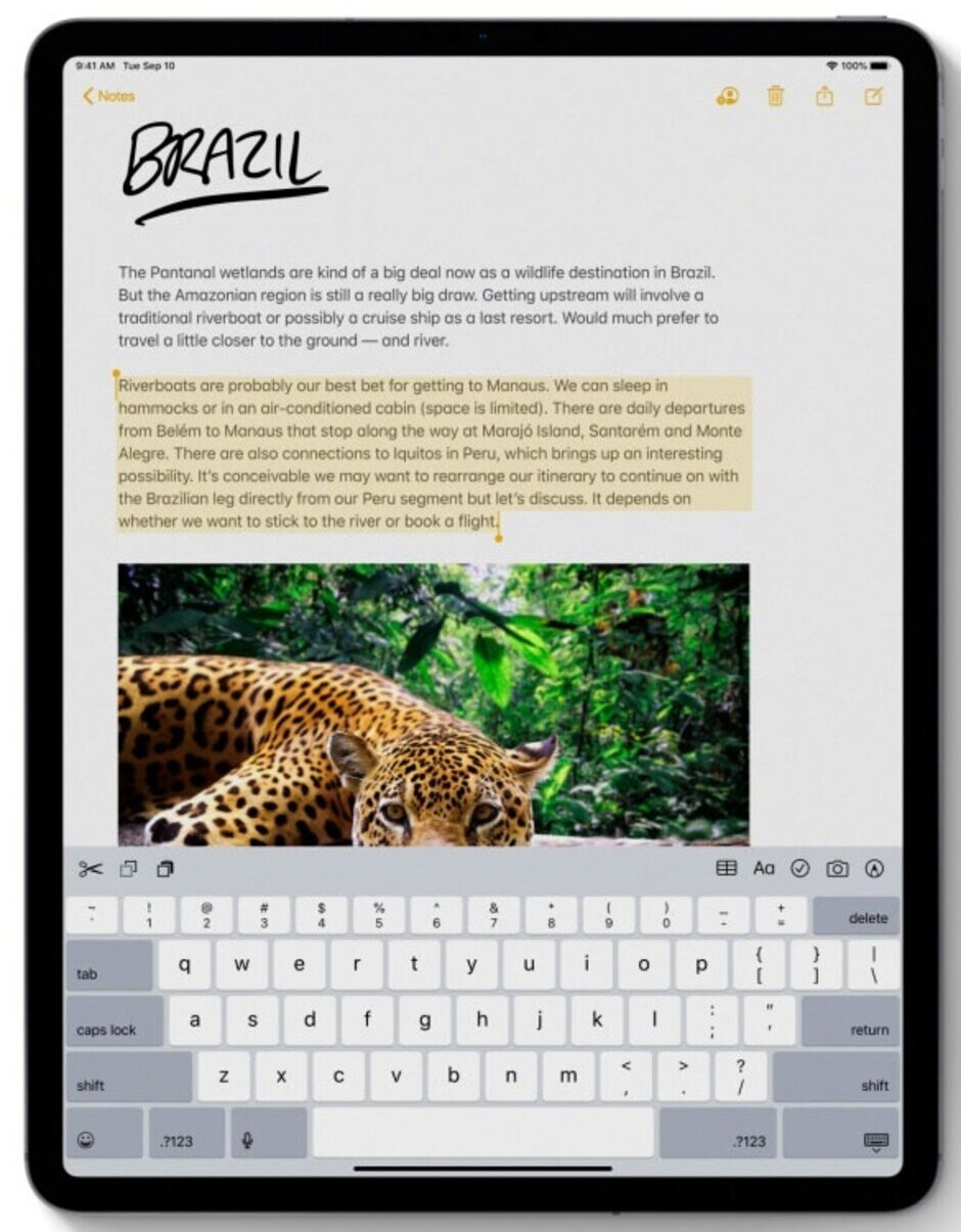 Apple's iPadOS video tutorials point out new multitasking