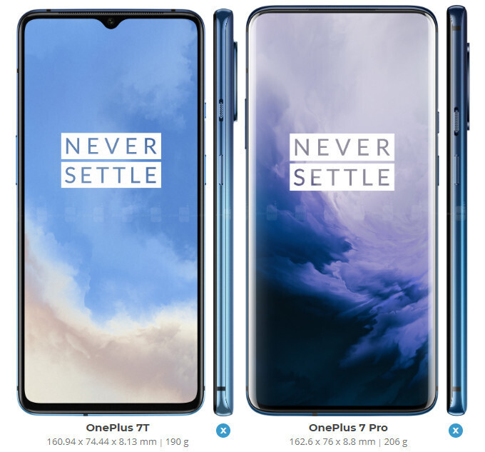 With the OnePlus 7T launching next month, T-Mobile discontinues the OnePlus 7 Pro