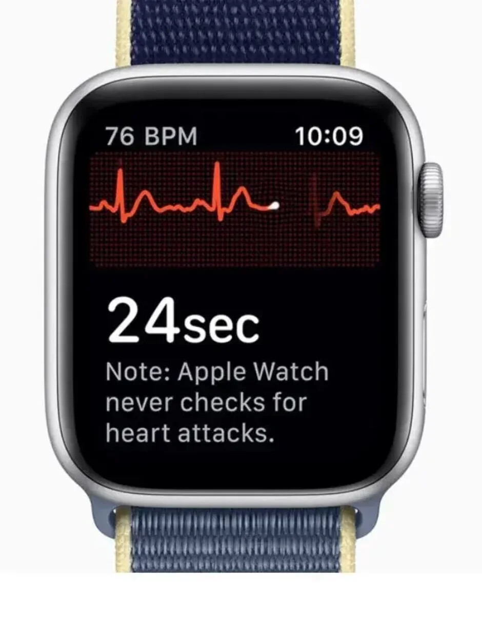 The electrocardiogram on the Apple Watch saves another life - U.K. fitness fanatic has two leaky heart valves detected by his Apple Watch