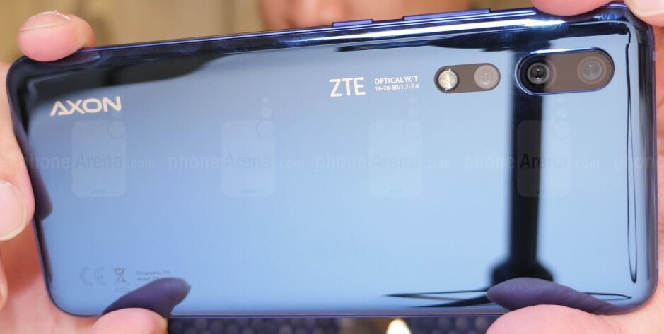 The ZTE Axon 10 Pro's bang-for-the-buck features sweetened with a great Black Friday deal