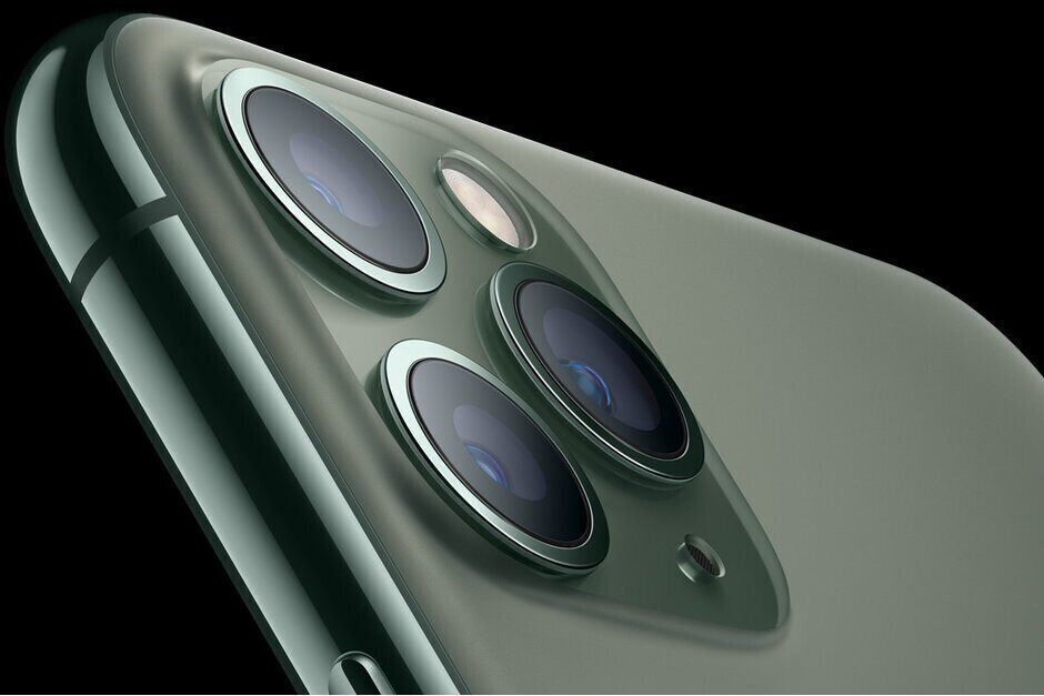 The triple-camera setup on the back of the Apple iPhone 11 Pro - A feature coming with iOS 13.2 will take photography on the 2019 Apple iPhones to a new level