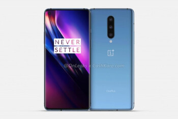 The OnePlus 8 just leaked weeks before the OnePlus 7T's release