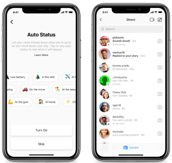 When you have no time for sharing images or messages, you can share your Status or Auto Status - Threads from Instagram is a new app made to keep you in touch with your circle of close friends