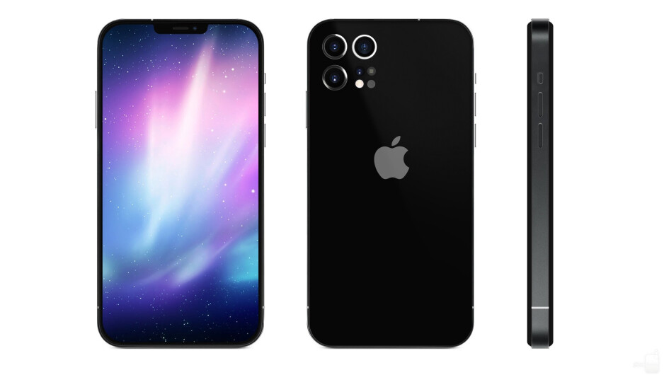 iPhone 12 concept by PhoneArena - iPhone 12 vs iPhone 12 Pro: what may be the key differences?