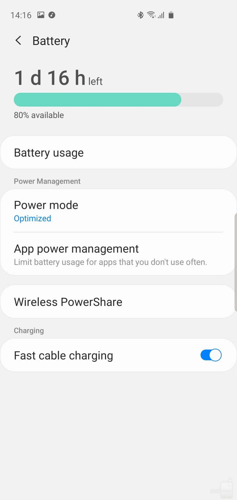 Device Care & battery stats in One UI 2.0 - Android 10 with One UI 2.0 on the Samsung Galaxy S10+: Hands-on with all the new features