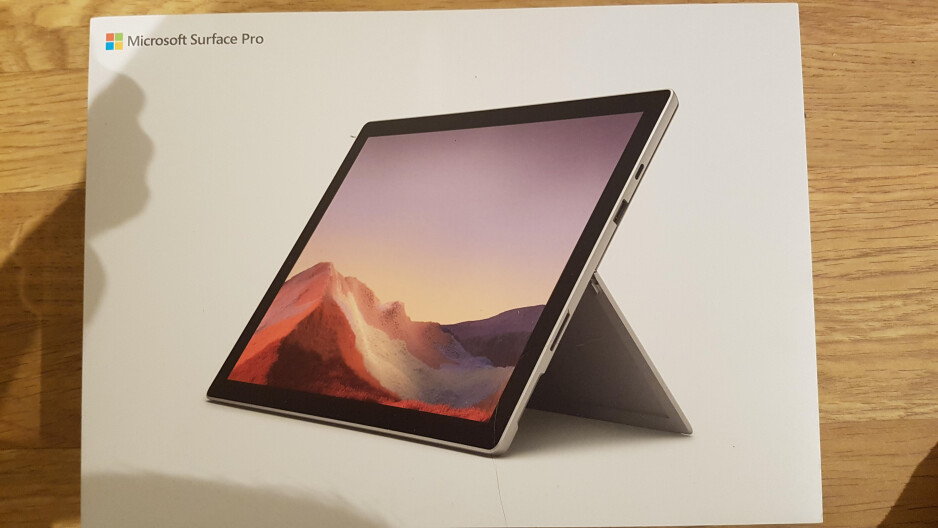 The Surface Pro 7 starts at $749 - Some Surface Pro 7 pre-orders are arriving two weeks early