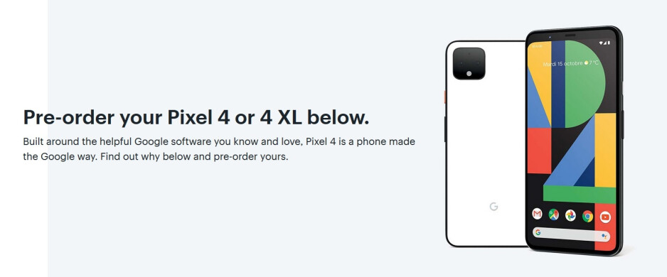 Best Buy Canada is accepting $50 CAD pre-orders for the unannounced Pixel 4 line - Pre-order the Google Pixel 4 right now in Canada; watch the Made by Google livestream right here