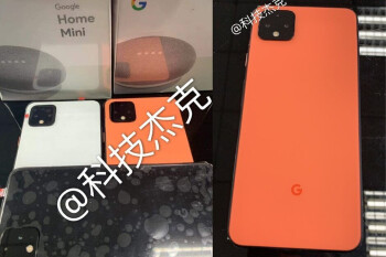 The Oh so Orange Pixel 4 is said to be a limited edition for pre-orders only - Orange Google Pixel 4 said to be a limited pre-order exclusive