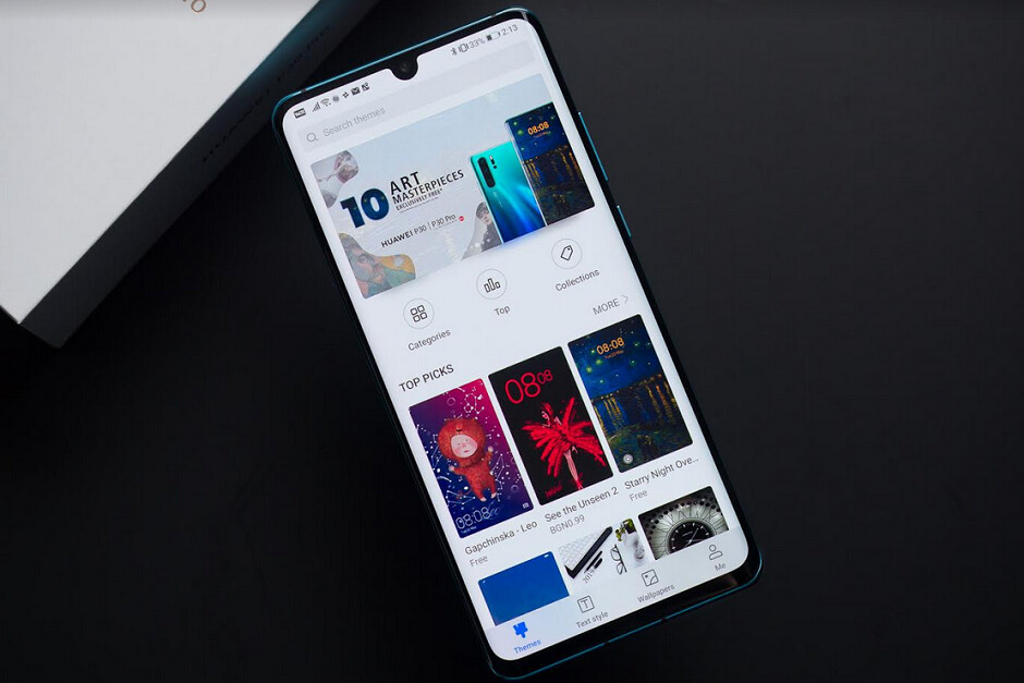 The Huawei P30 Pro also runs the Google Play Services version of Android - Huawei Mate 20 Pro owners are getting something that Mate 30 Pro owners can only dream about
