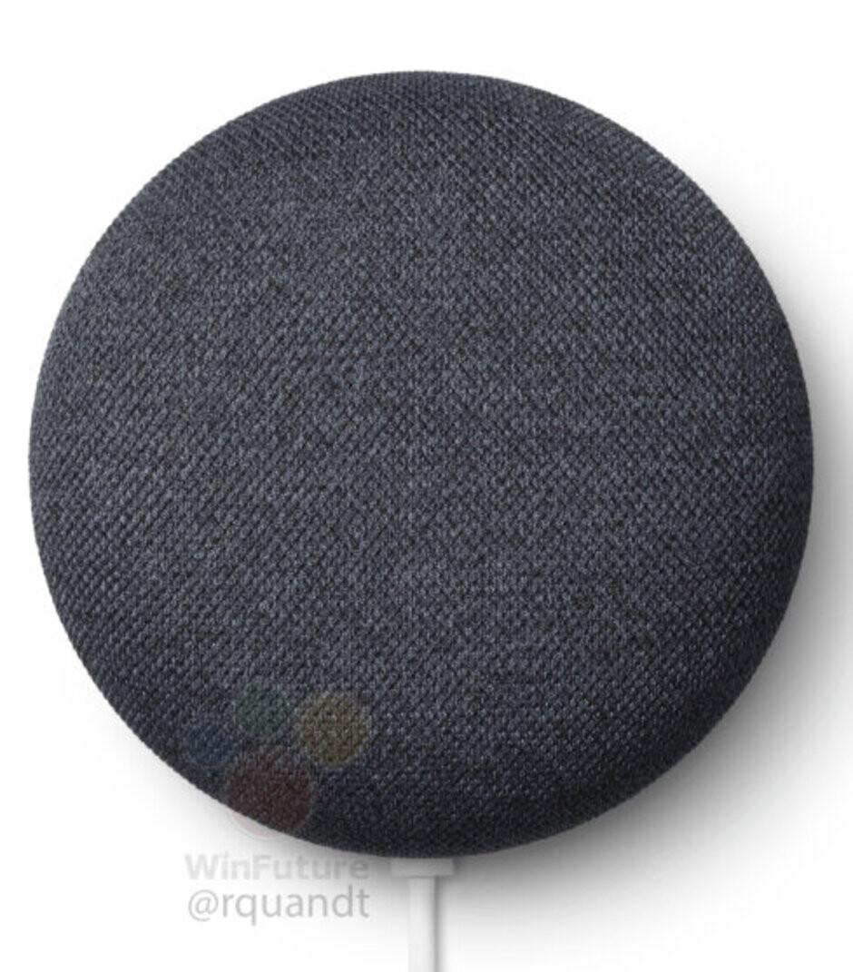 Google's unannounced Nest Mini looks very much like the Home Mini