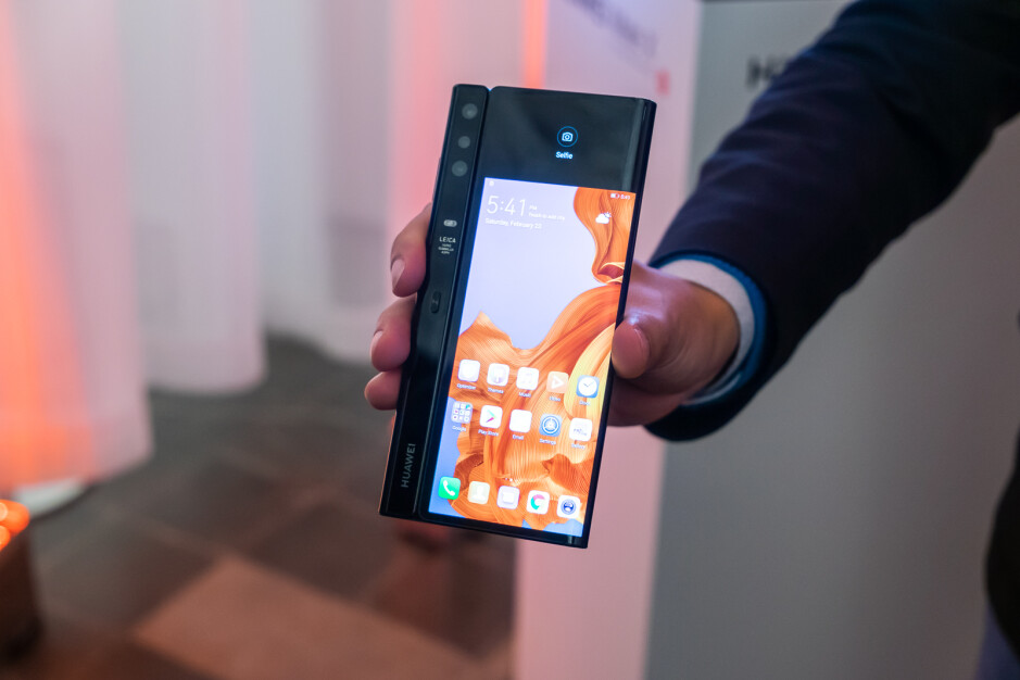 Huawei Mate X might launch this month! You guessed it — you won't be able to get it