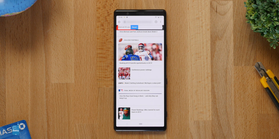 Sony Xperia 5 battery life test results are in: great for gaming!