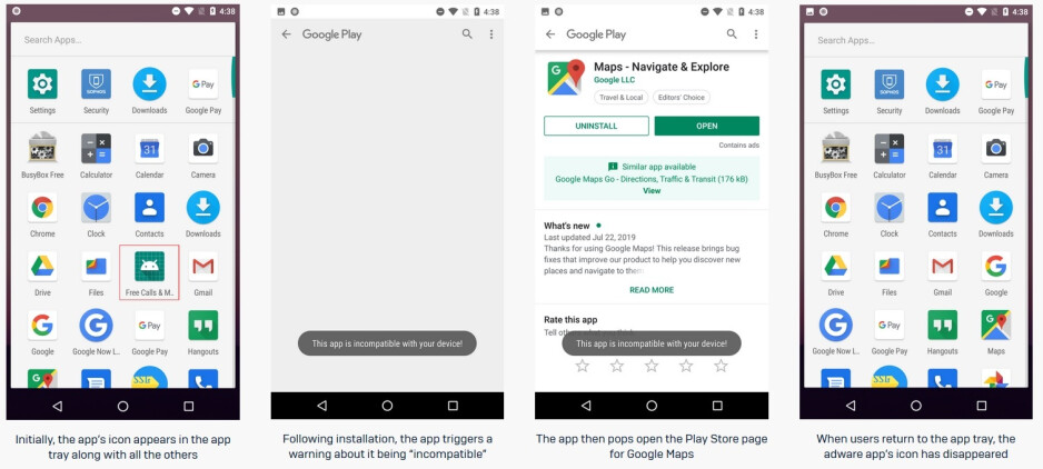 How this adware works when installed on an Android phone - These 15 Google Play Store apps need to be deleted now – if you can