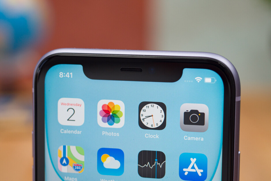 Expect smaller bezels on the iPhone 11's successor - The iPhone 11's performing brilliantly in China; four 5G iPhones could be coming