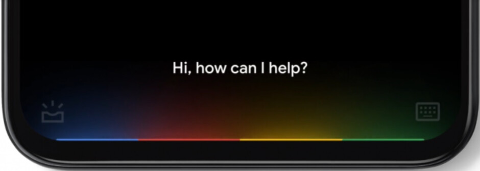 The new Google Assistant UI on the Pixel 4 - Here's how Google is forcing Pixel 4 owners to use gesture navigation