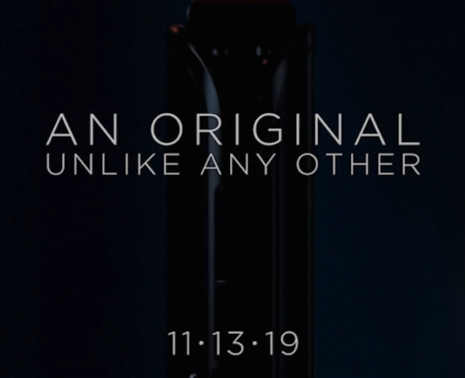 Motorola's invitation for November 13th event strongly hints at the introduction of the RAZR (2019) - Motorola invite strongly hints at November 13 unveiling of the RAZR (2019)