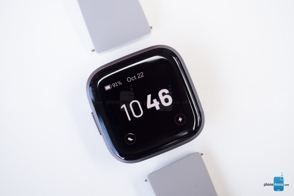 The always-on watch faces - Fitbit Versa 2 review: 6 things I loved about it and 3 that got on my nerves