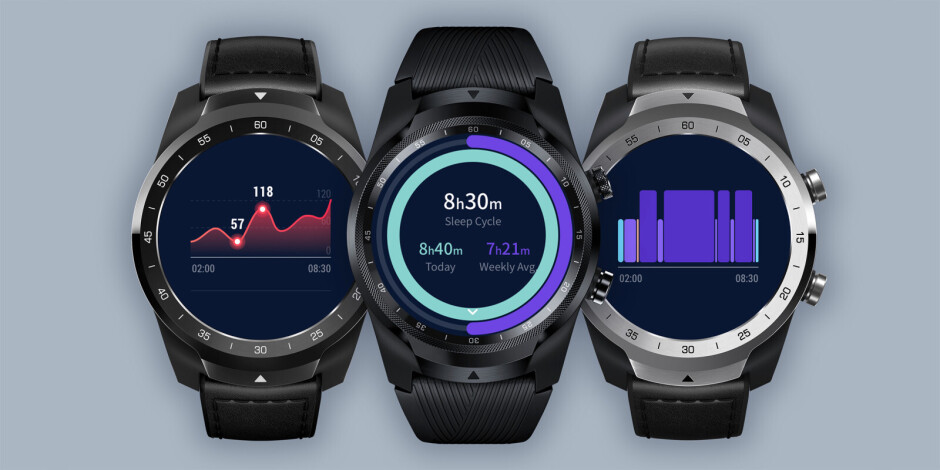 The TicWatch Pro now monitors sleep thanks to an app found in the Google Play Store - New app adds sleep tracking to the TicWatch Pro; deal cuts up to $50 off the price