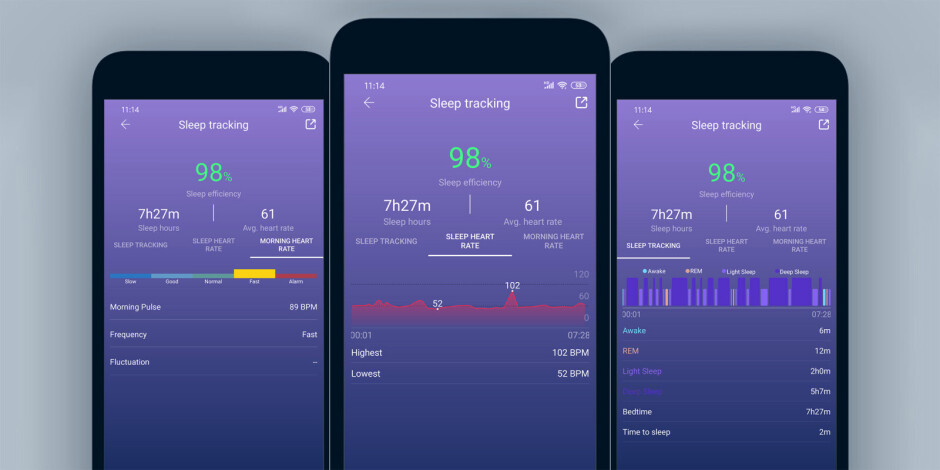 Data from sleep tracking can be found on the watch or a smartphone - New app adds sleep tracking to the TicWatch Pro; deal cuts up to $50 off the price