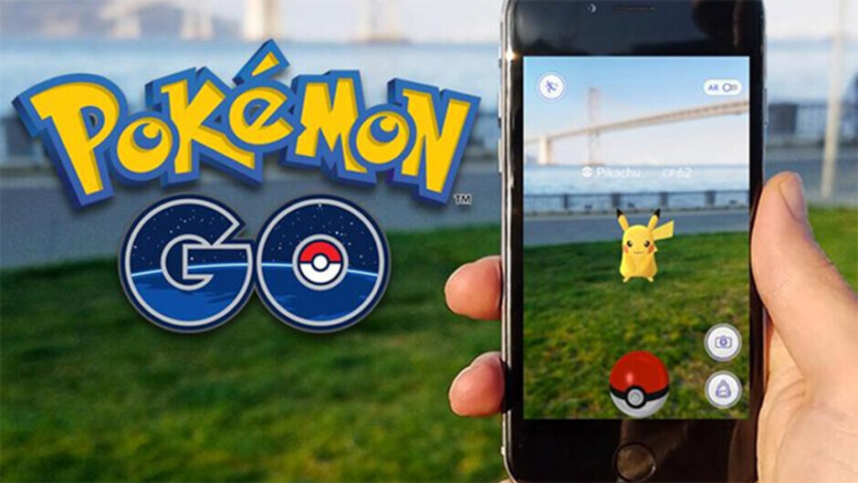 Pokemon Go is one of the apps that is blacklisted by Google and won't run faster than 60Hz - Google blocks four apps from refreshing at 90Hz on the Pixel 4