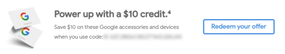 Google is emailing Pixel 4 owners a $10 credit to use toward an accessory - Google gives Pixel 4 buyers $10 accessory credit and a chance at $50 more