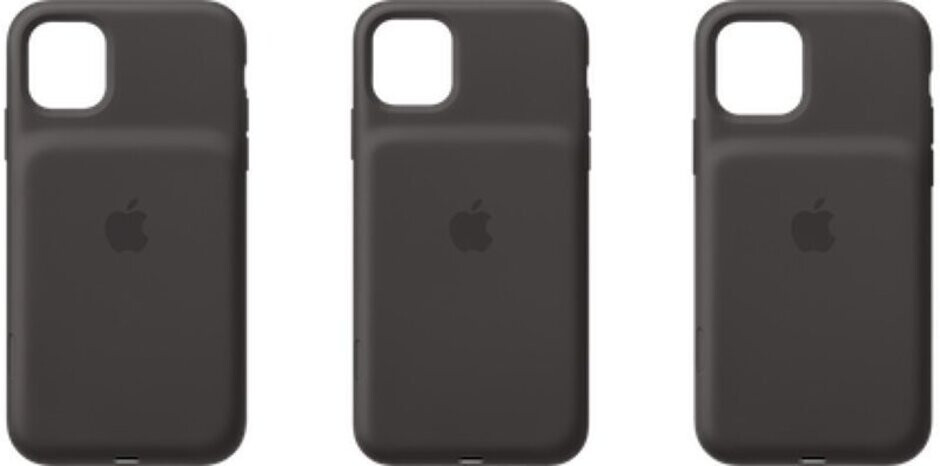 Apple's iPhone 11 and iPhone 11 Pro Smart Battery Cases have leaked