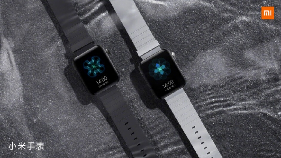 Xiaomi isn't even trying to hide the striking similarities - Xiaomi's Apple Watch clone with Wear OS shows off its unoriginal design ahead of launch