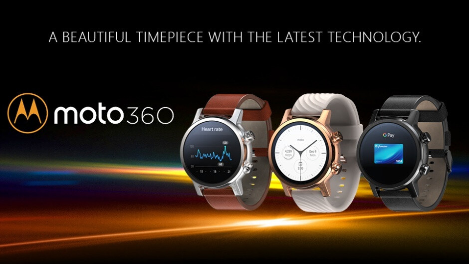 Motorola brings the Moto 360 smartwatch back from the dead with some outside help