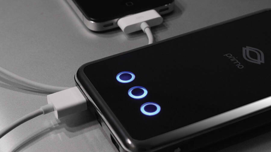 PhoneSuit Primo Power Core. - PhoneSuit's Primo Power Core will keep your phones charged with its 8,200 mAh battery