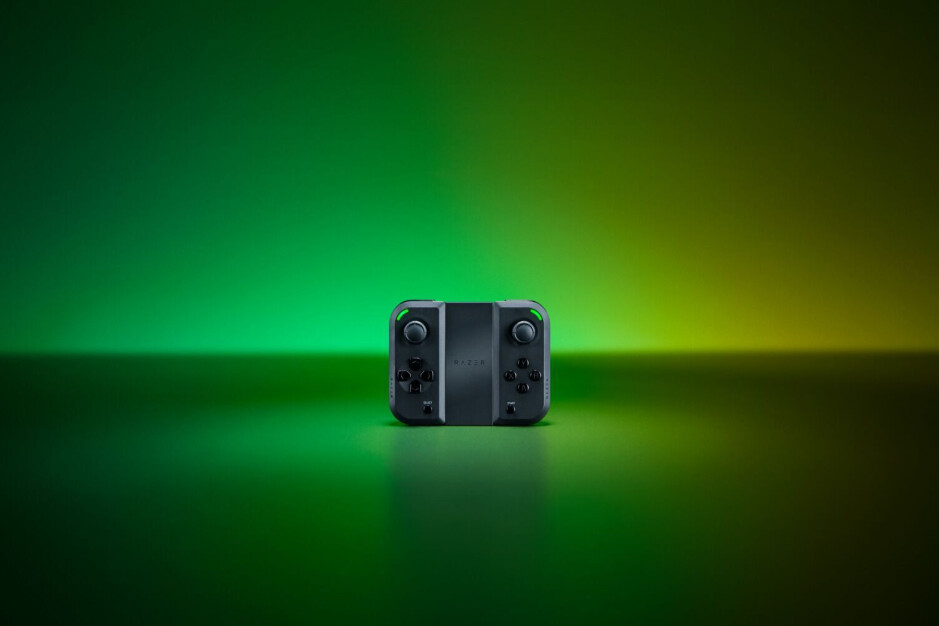Razer has the black AirPods you wanted, and a modular controller to hit back at ROG Phone