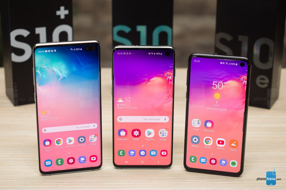 Galaxy S10+, Galaxy S10, and a cheap phone - Why would a Galaxy S10 Lite exist? What would its price be?