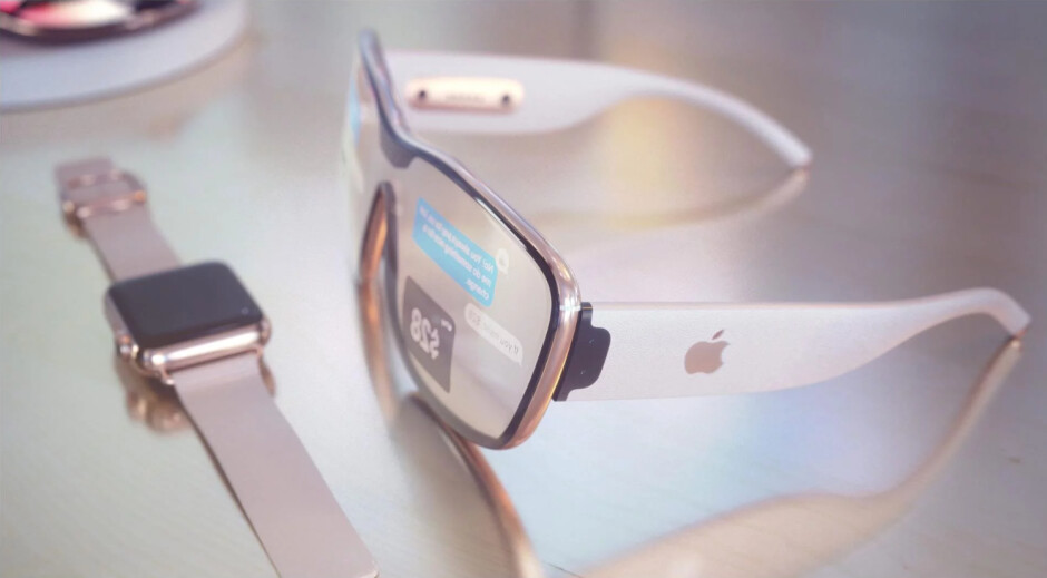 Apple Glasses concept by Martin Hajek for iDrop New - Apple Glasses rumor review: features, expectations, price and release date