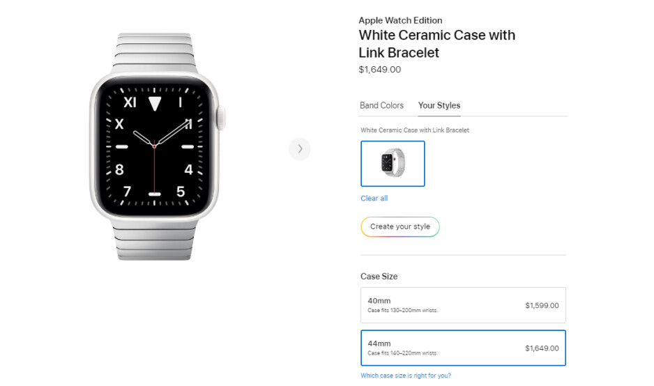 Granted, this is probably the highest specced Apple Watch but it's still essentially the same as the $400 one - Why do people hate Apple?